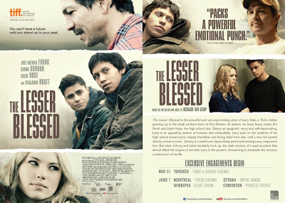 The lesser blessed essays