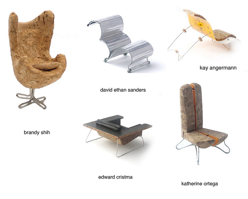 If Itu0027s Hip, Itu0027s Here (Archives): DWRu0027s Champagne Chair Finals, Vote For  Your Favorite.