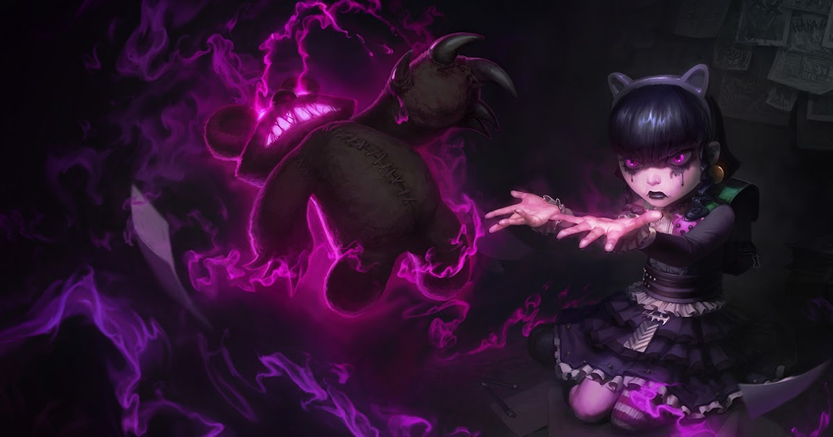 annie original splash art - photo #10