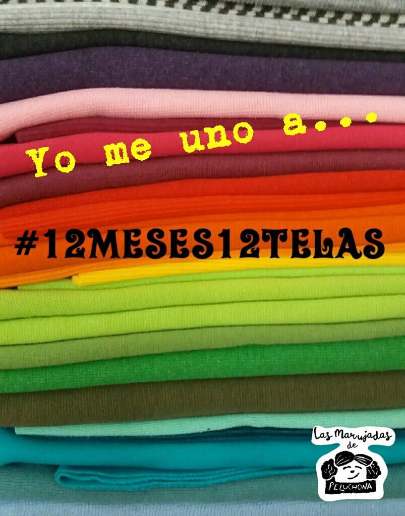 #12meses#telas