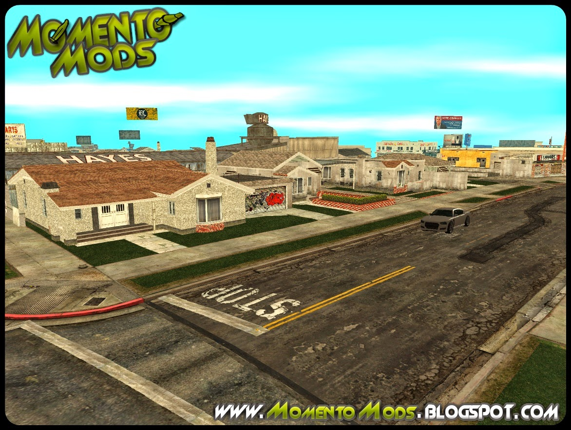 TC - GTA Visa Beta (GTA 5 Para GTA San Andreas)