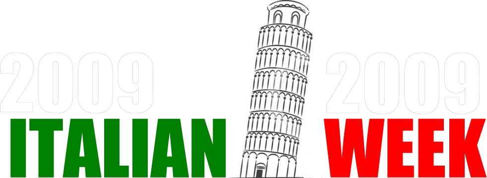 Italian Week 2009