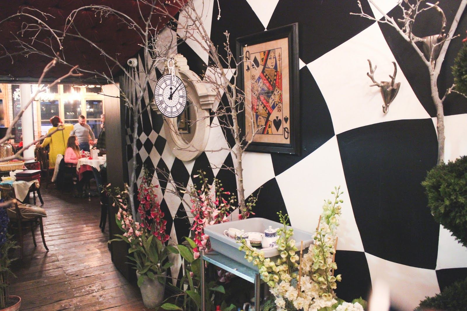 Tea Rooms In Richmond