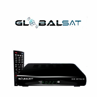 GLOBALSAT GS 88 NOVA ATUALIZAÇÃO - 22/10/2013