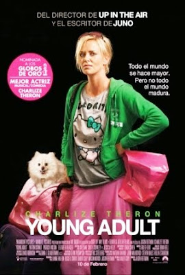 Young Adult (2011). pelicula poster