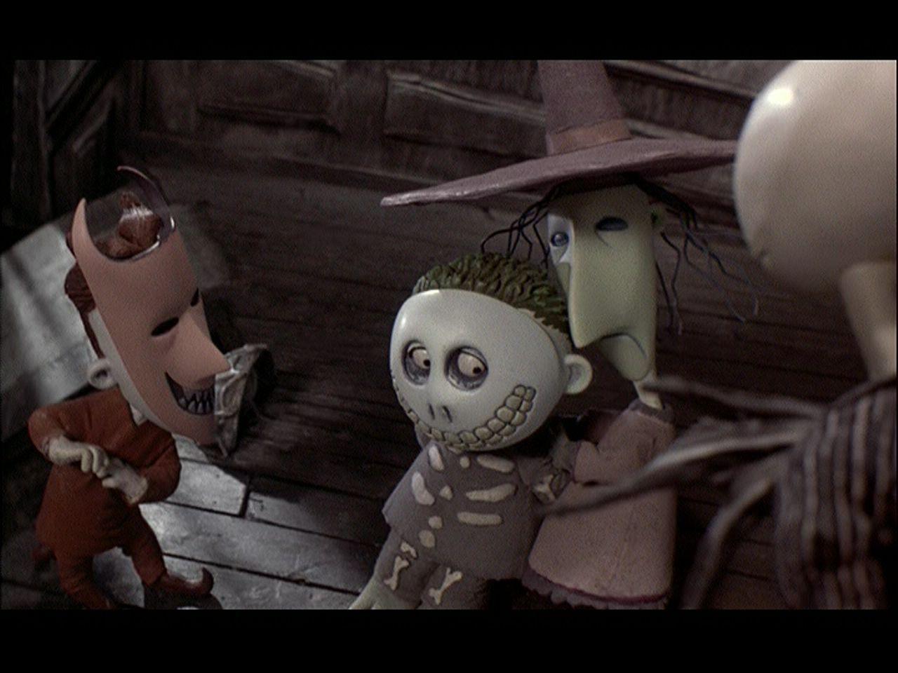 Diary of a Wandering Costumer: Nightmare Before Christmas: Lock ...