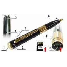 Spy Pen Camera 2