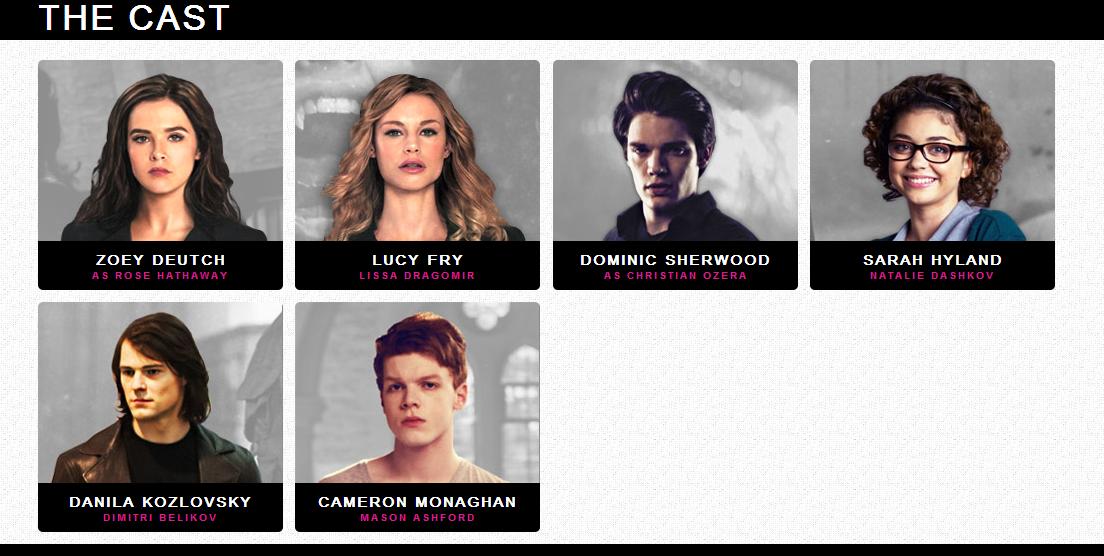 Vampire Academy (2014) - IMDb