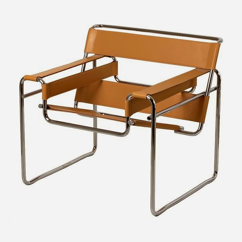 Art and architecture mainly arts and crafts de stijl for Chaise wassily