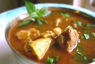 Resep Gulai Otak Kambing, Kuliner Lezat Khas Sumatra
