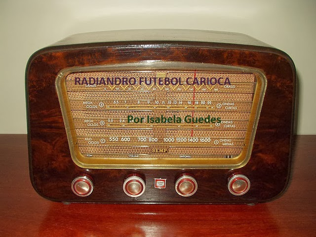 Radiandro Futebol Carioca