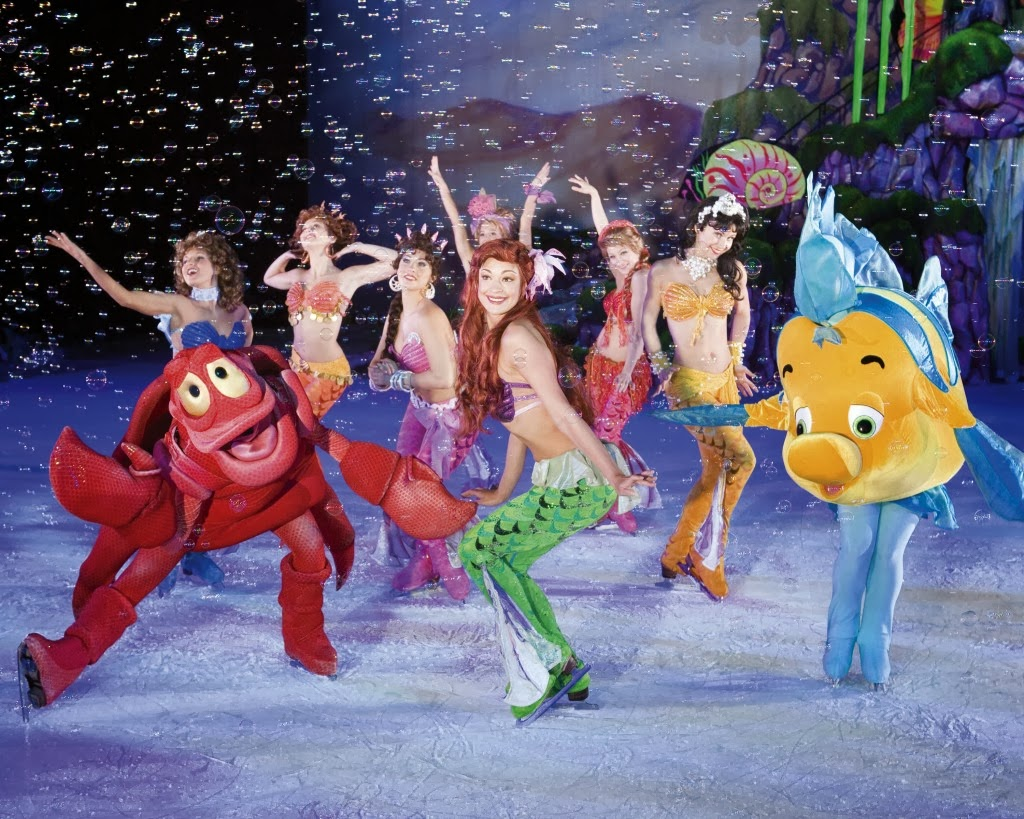 Our disney on ice tradition housewife eclectic our disney on ice tradition m4hsunfo