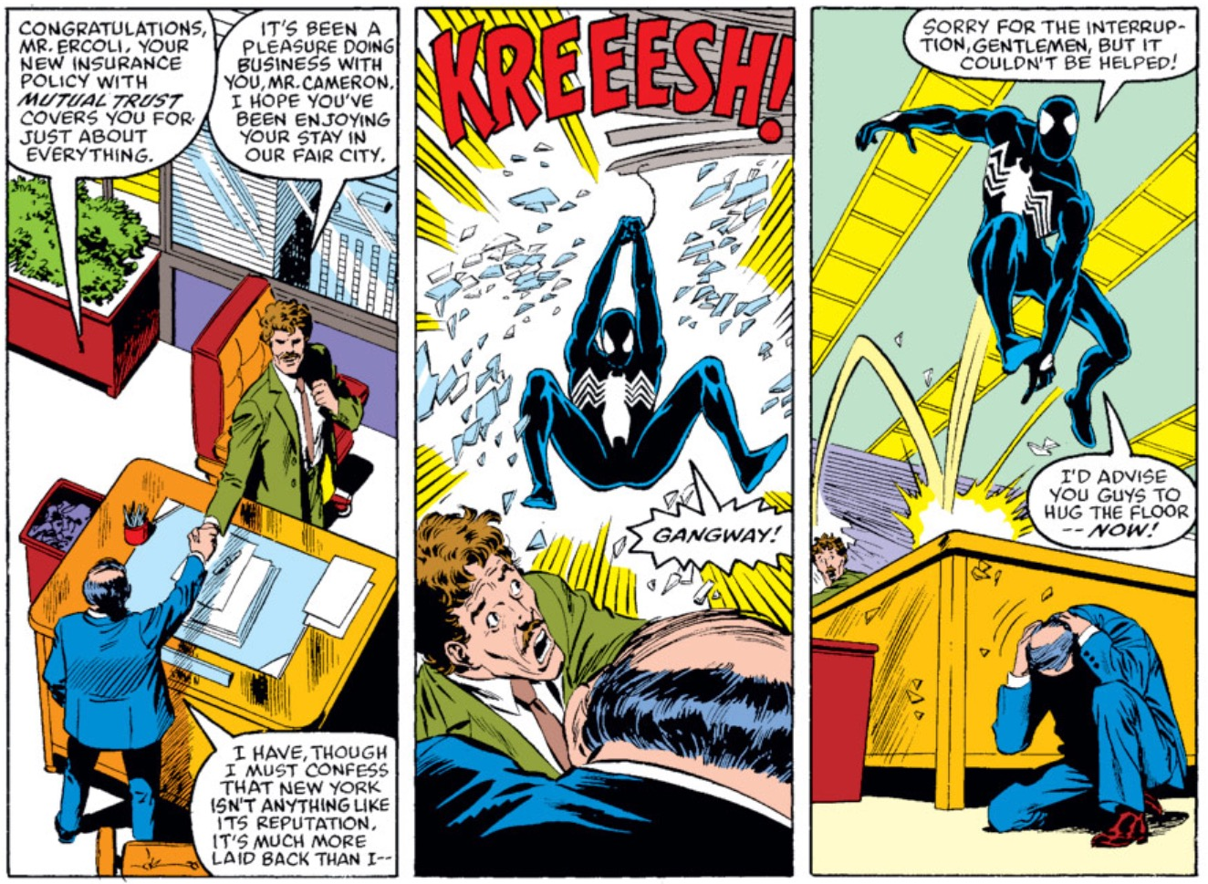 the amazing spider man by defalco and frenz part 3