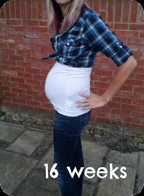 16 weeks pregnant, 16 weeks pregnant second baby