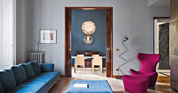 Appartamento anni 39 40 milano zona san vittore italy for Antonio citterio architetto