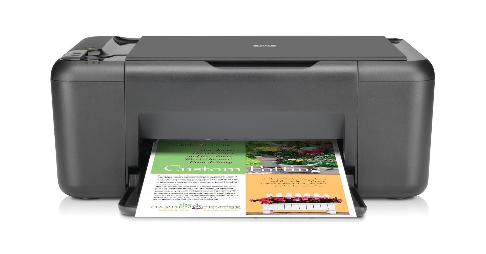 Скачать драйвер на принтер нр в010