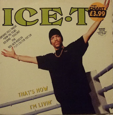 Ice-T – That's How I'm Livin' / 99 Problems (VLS) (1993) (320 kbps)