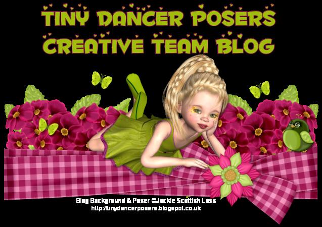 Tiny Dancer Posers Creative Team