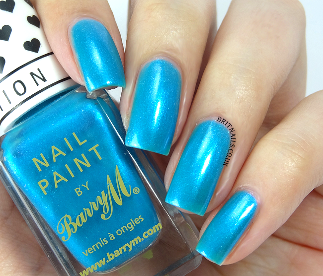 Barry M Seaside
