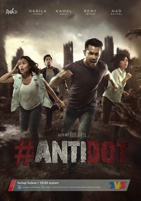 Antidot (2014) Episod 7
