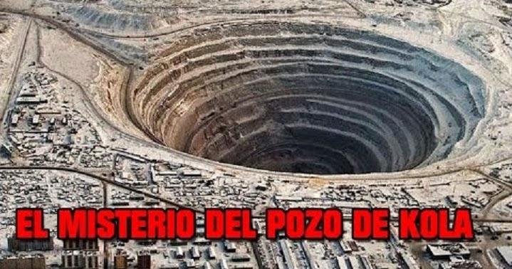 newest e31ae d53b6 Conspiraciones y Noticias Actuales  El Misterio del agujero más grande del  planeta