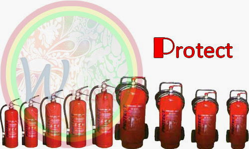 Alat Pemadam Protect Ukuran Kapasitas Kg Ltr