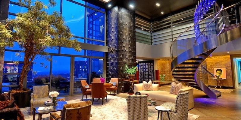 Luxury life design the top 5 most stunning penthouses for Most expensive hotel in nyc