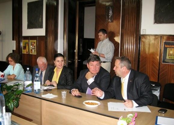 Cluj-Napoca, 25 septembrie 2009 - Seminarul organizat de DJCPCN Cluj pe probleme de turism cultural