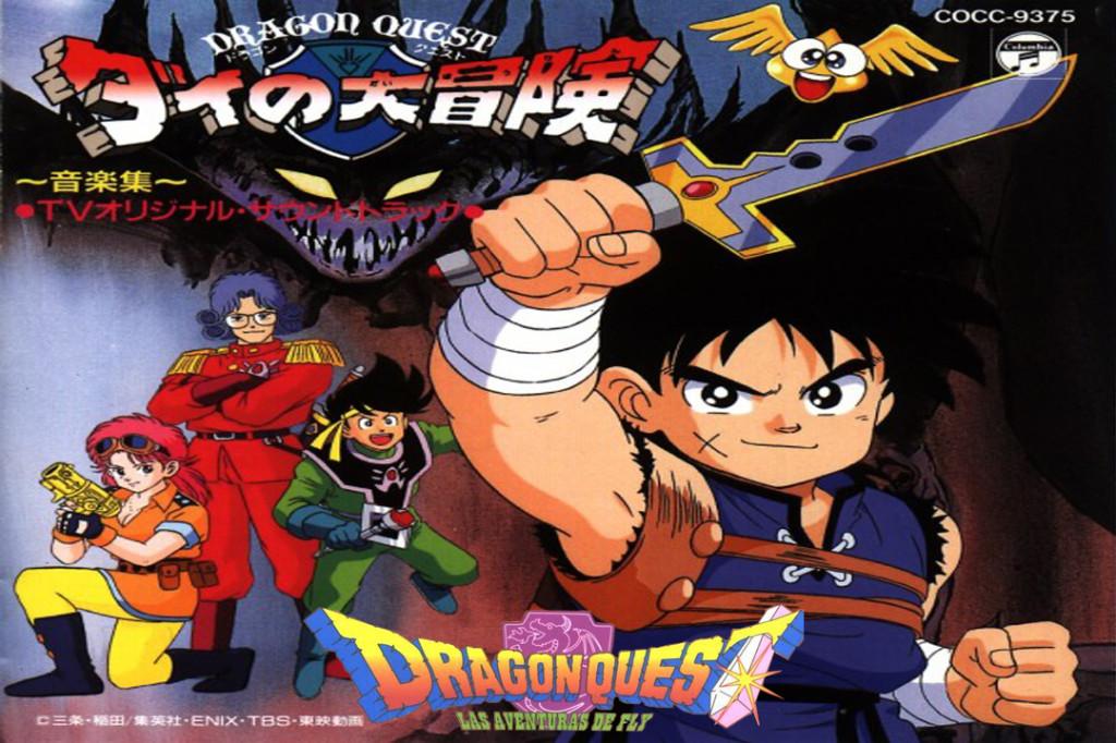 Manga Dragon Quest  (Las Aventuras de Fly)  Completa PDF