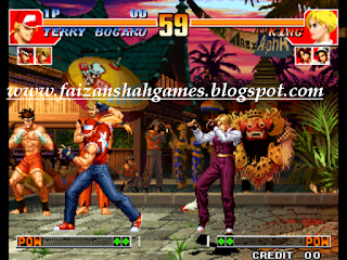 The king of fighters 97 turbo free download