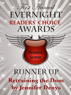 Evernight Readers' Award