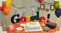 13 Aniversario de Google doodle de hoy 27 de septiembre