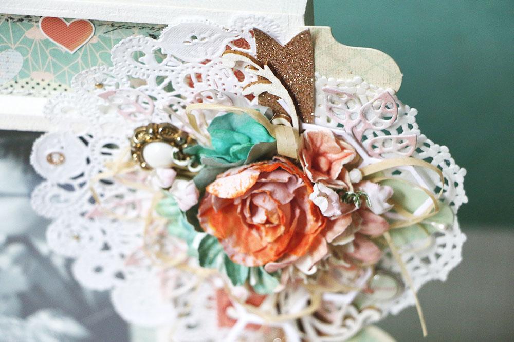 Свадебная фоторамка для яркой и красивой свадьбы.