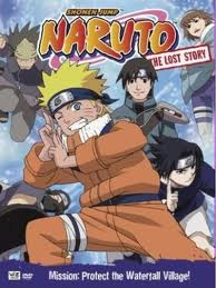 Naruto Special: Battle at Hidden Falls. I am the Hero!