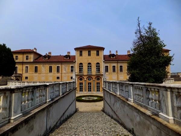 Turin Italie Villa Della Regina