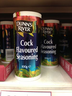 cock flavoured seasoning