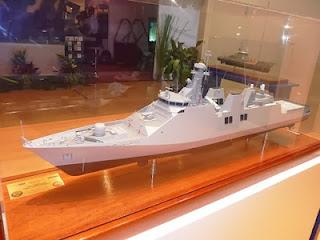 Indonesia bangun kapal tempur terbesar....!!!