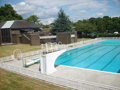 piscine exterieure HUY Liège