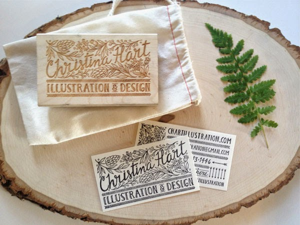 14 custom stamps to make your own business cards jayce o yesta custom stamps for business cards colourmoves