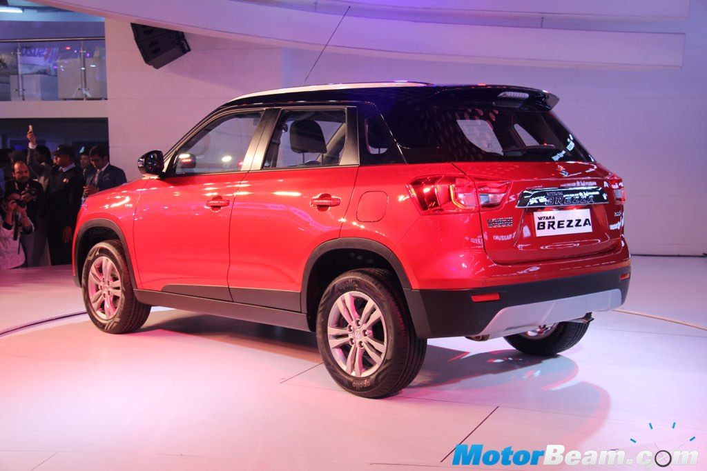 New Maruti Suzuki Vitara Brezza Targets Ford S Ecosport In