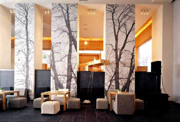 Decorating Ideas > Cafe Restaurant Furniture Design With A Unique ~ FREE  ~ 083548_Unique Interior Decoration Ideas