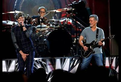 Van Halen - Billboard - 2015