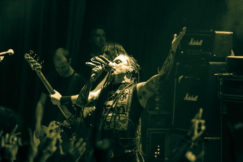 Amorphis в Тель Авиве