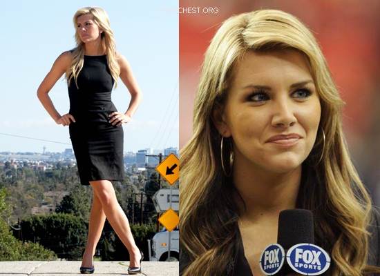 a look at super sexy sports anchor charissa thompson