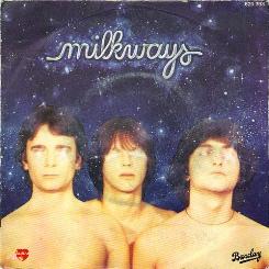 Milkways - Galactic Reaction (Vinyl, 7'') (1978)