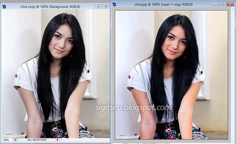 sigit seo tutorial photoshop
