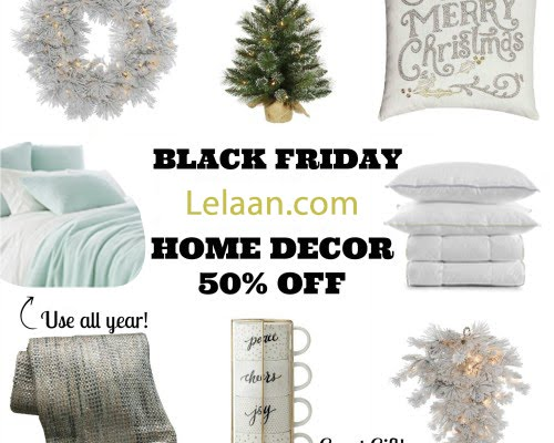 Black friday in new york is amazon the next wal mart for Best home decor black friday deals
