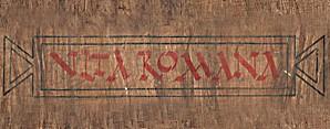 Tienda de artículos romanos para uso didáctico