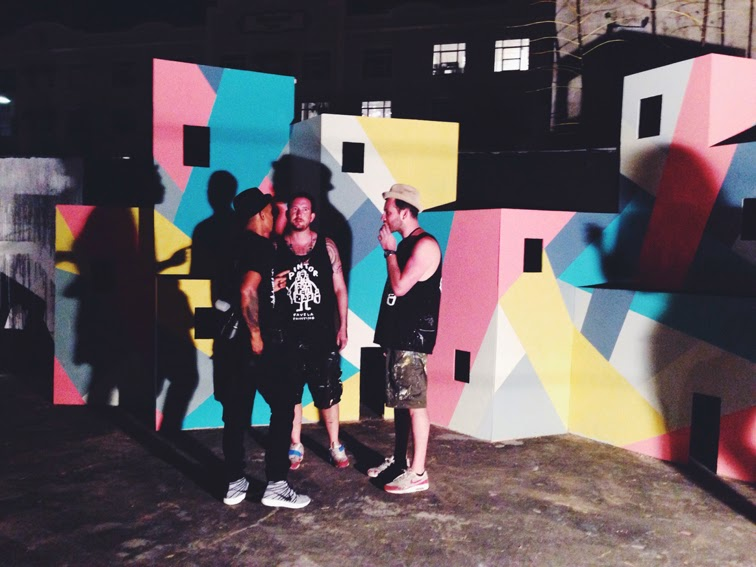 Favela Painting Jeroen Koolhaas Dre Urhahn
