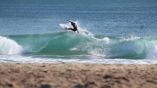 Barceloneta Surfing